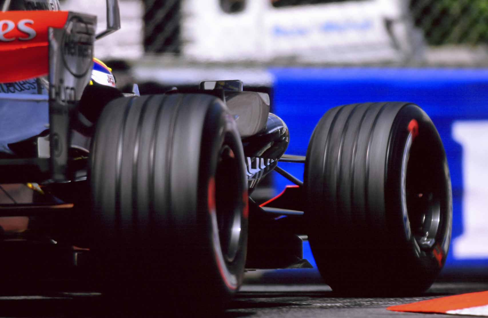 Beyond the Human Factor in Formula One