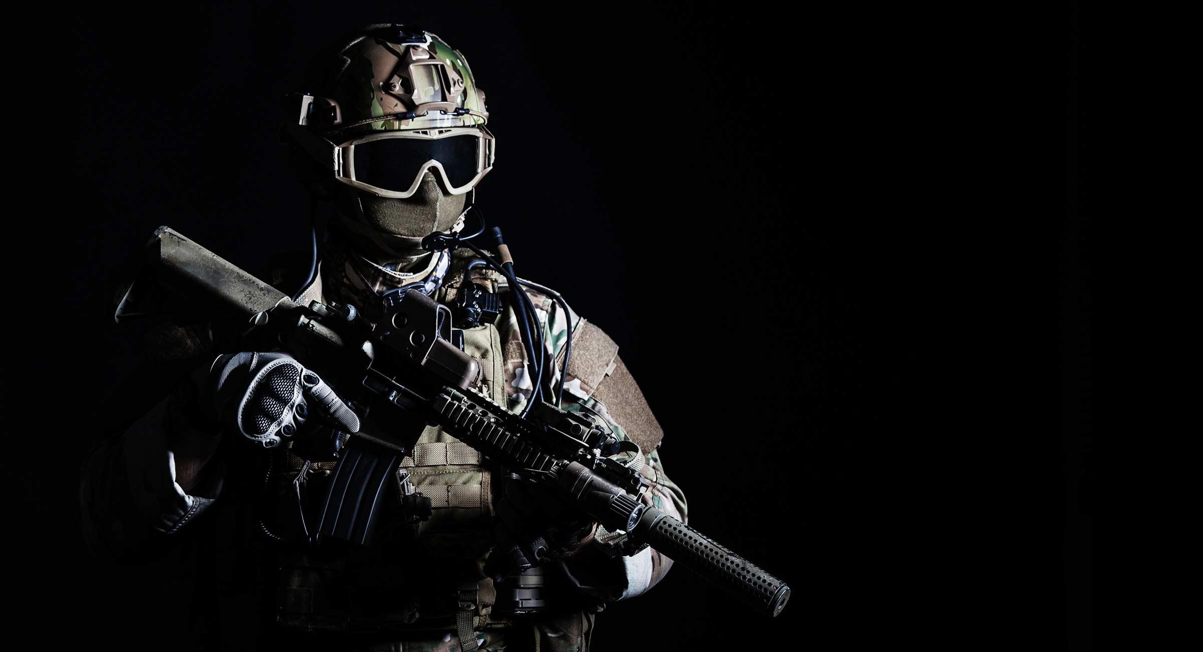 Special Forces Human Factors