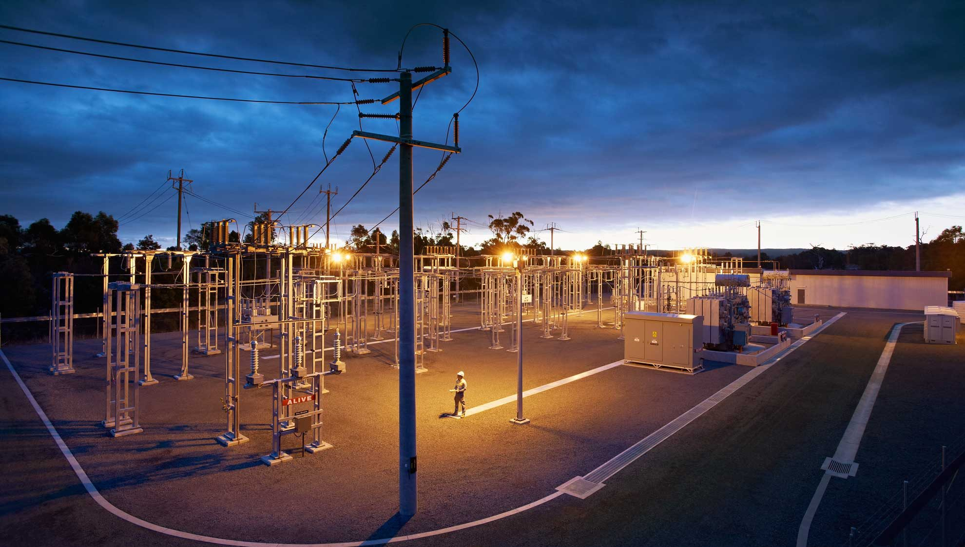 power distribution safety services